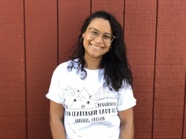Assistant Camp Director: Zoe Rodriguez