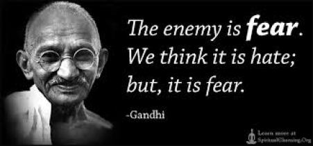 perder el miedo