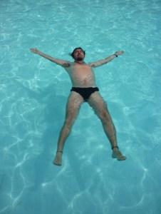 aprender a flotar