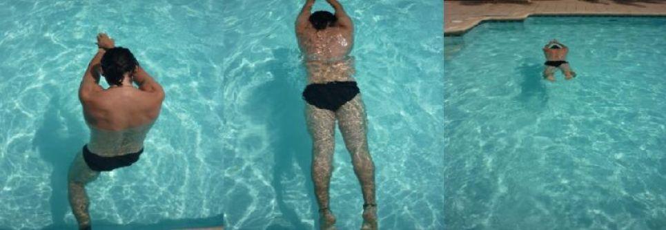 Aprender a Nadar: Como Flotar