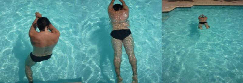 Aprender a Nadar: Como Flotar - Nada Facil