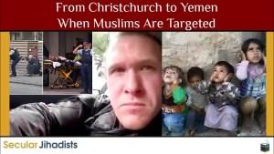 مؤسسة ندى | 52 Muslims killed in a horrific terrorist attack in New Zealand. Countless Musli…