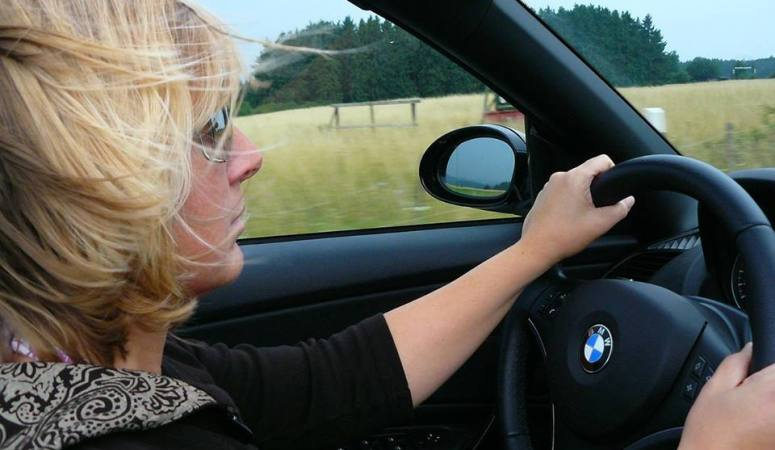 Kicking Fear Out of the Driver's Seat Webinar