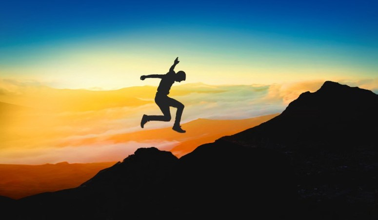 How to Find the Courage to Take That Leap of Faith