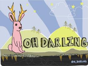 Oh Darling on www.nadamucho.com