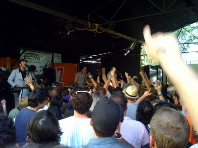 The Hold Steady at SXSW 2009