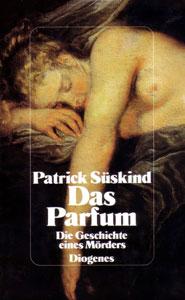Perfume Novel Cover