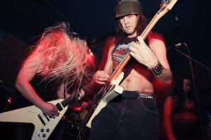 At the Spine live @ Metalween