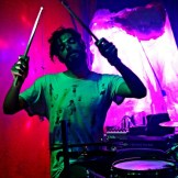 Joycut's drummer