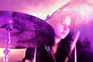 Warpaint drummer Stella Mozgawa
