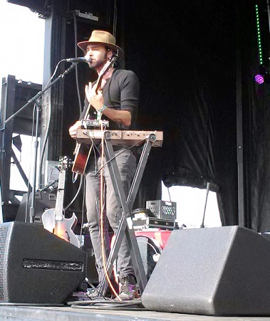 Shakey Graves at Sasquatch 2014