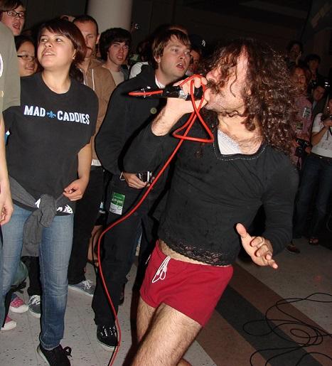 Monotonix Bumbershoot 2008 Yonatan