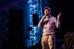 Event Founder Sean Horton during Decibel Festival 2014