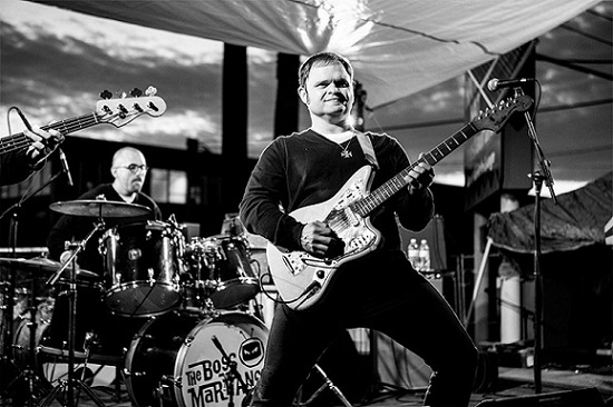 The Boss Martians at Macefield Music Festival 2014 by Sunny Martini on NadaMucho.com