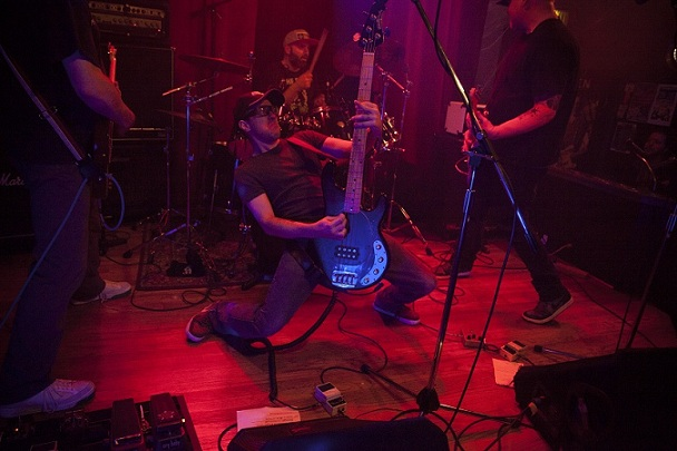 TBASA and the Valley at Metalween 2014 @ The Skylark on Nada Mucho