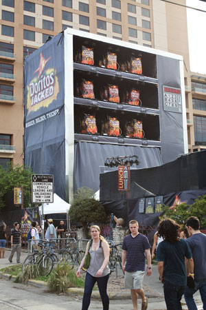Doritos Stage @ SXSW