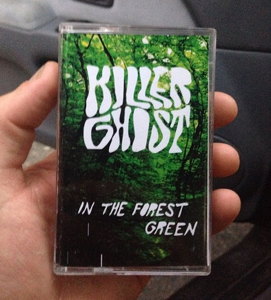 Killer Ghost In the Forest Green on Nada Mucho