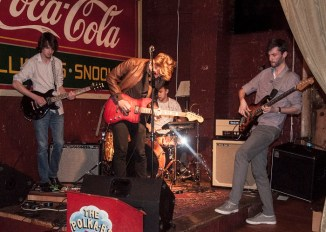 Nolan Garrett and his New Band @ Gigs4U Web Launch by AJ Dent for Nada Mucho