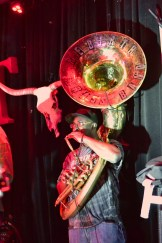 Rebirth Brass Band Live @ The Tractor on March 2015 by Gregory Heller for Nada Mucho