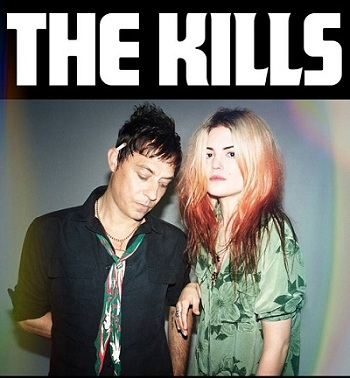 The Kills on Nada Mucho