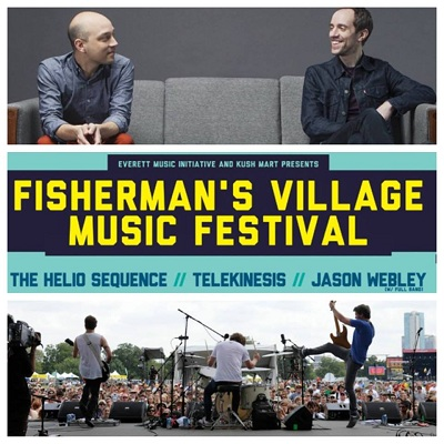 Fisherman's Village Music Festival on Nada Mucho
