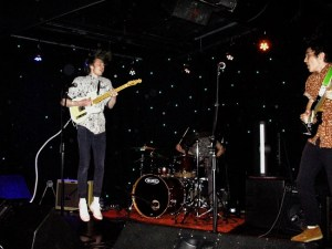 Naked Giants Plays Timber Fest 2015 Launch Party @ Chop Suey on Nada Mucho