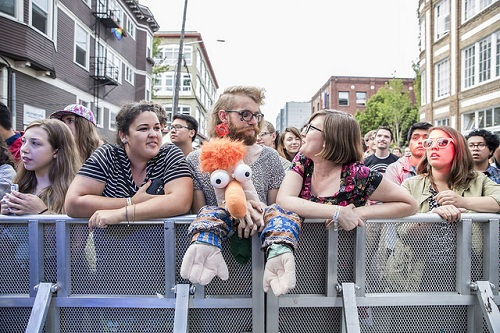 Crowd @ CHBP 2015 by Sunny Martini for Nada Mucho