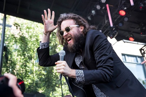 Father John Misty at CHBP for Nada Mucho by Sunny Martini