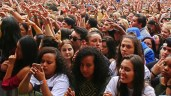 Crowd at Bumbershoot 2015 by Jim Toohey for Nada Mucho 2