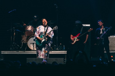 Alabama Shakes @ Deck the Hall Ball 2015 by Kyle Davis for Nada Mucho 2