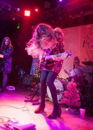 Sallie Ford & The Sound Outside @ Neumos by Tori Dickson for Nada Mucho