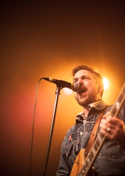 JD McPherson @ The Tractor by Tori Dickson for Nada Mucho 15