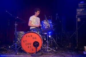 Parquet Courts @ Neumos by Victoria Holt for Nada Mucho