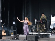 Lion Babe @ Sasquatch 2016 by Lynae Cook for Nada Mucho
