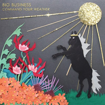 Big Business Command Your Weather Square