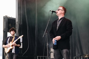 Protomartyr at Sastquatch 2016 by Lynae Cook for Nada Mucho