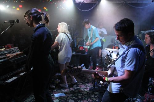 Alvvays @ Pickathon 2016 by Dan Lurie for Nada Mucho