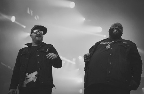 Run the Jewels @ Bumbershoot 2016 by Casey Brevig for NadaMucho.com