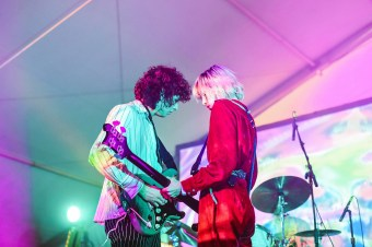 Sunflower Bean by Rachel Bennett