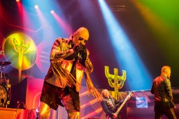 Judas Priest in Seattle 2018 by Travis Trautt for NadaMucho (1)