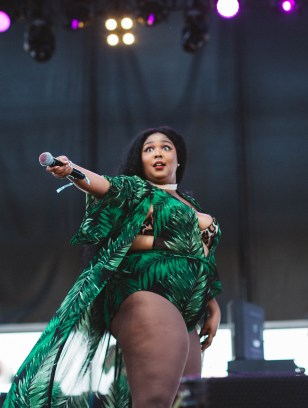 Lizzo by Maurice Harnsberry