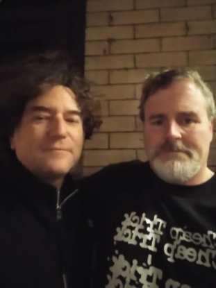 Bob and me