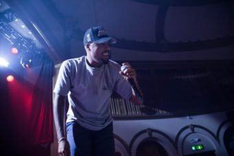 Dom Kennedy @ The Neptune by Maurice Harnsberry for Nada Mucho (1)