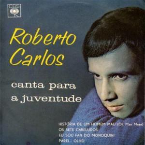 05 - Roberto Carlos canta para a Juventude