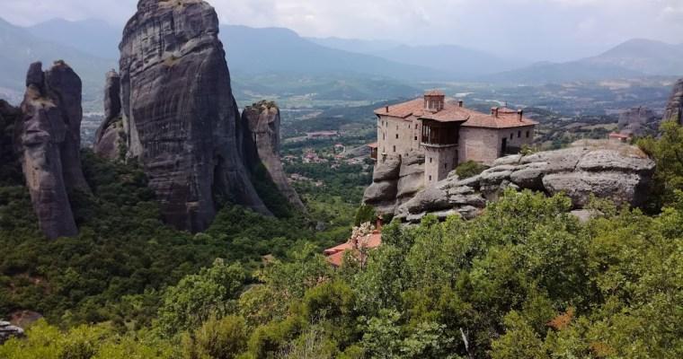 Must see: Metéora in Griekenland