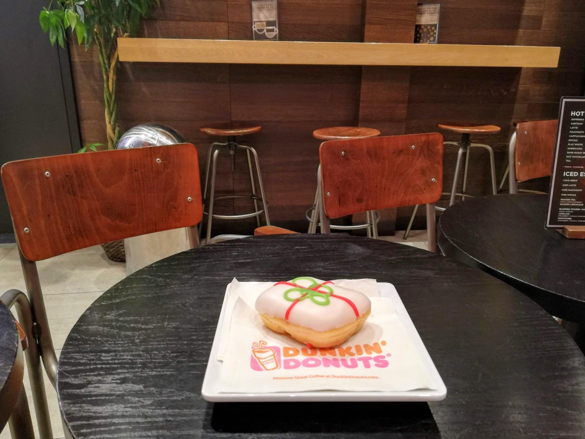 Getest: Christmas Donuts van Dunkin' Donuts
