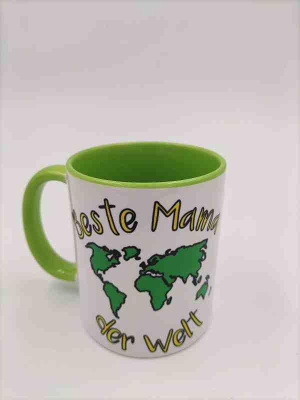 Tasse, Beste Mama der Welt