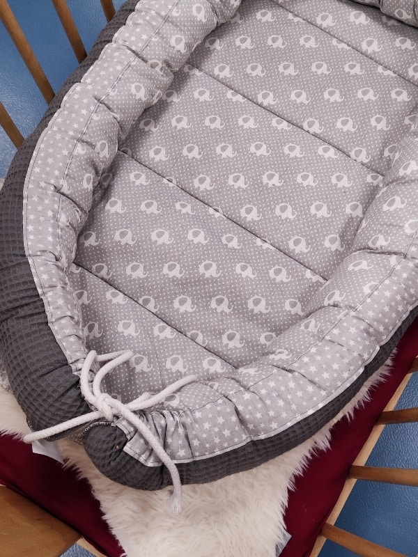 Babynestchen Elefanten