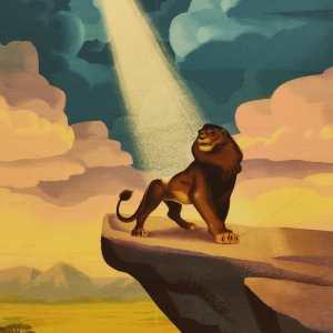 Jersey Panel König der Löwen2