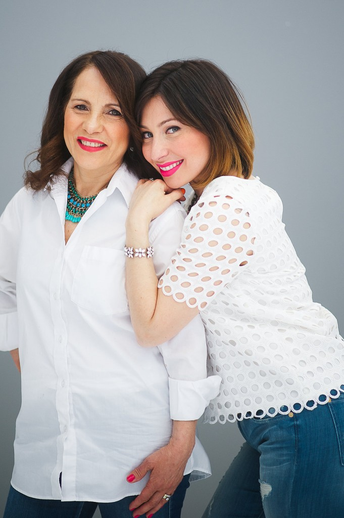 Like Mother Like Daughter Nadia Albano Style Inc